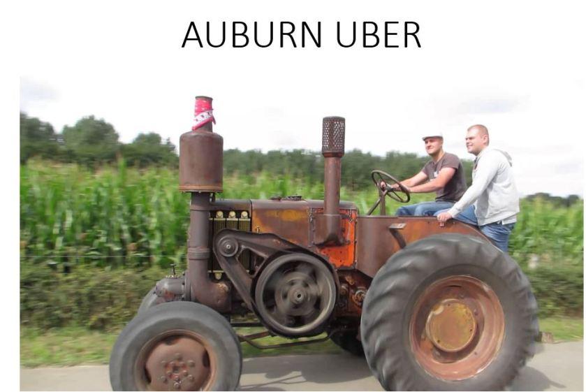 auburn uber