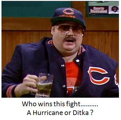 Hurricane Ditka
