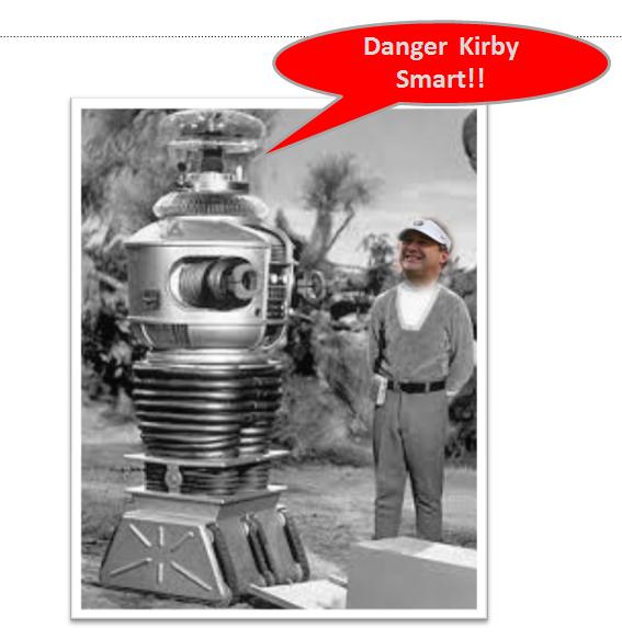 Danger Kirby Smart